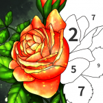 Art Number Coloring – Color by Number MOD Unlimited Money 4.0.5