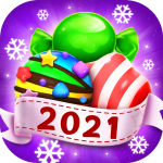 Candy Charming – 2020 Free Match 3 Games MOD Unlimited Money 15.6.3051