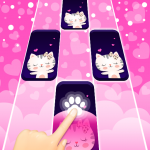 Catch Tiles Magic Piano Music Game MOD Unlimited Money 1.0.9