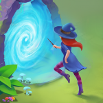 Charms of the Witch Magic Mystery Match 3 Games MOD Unlimited Money 2.33.0