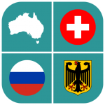 Geography Quiz – flags maps coats of arms MOD Unlimited Money 1.5.19
