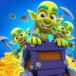 Gold and Goblins Idle Miner MOD Unlimited Money 1.1.3