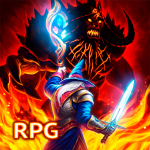 Guild of Heroes Magic RPG Wizard game MOD Unlimited Money 1.106.7