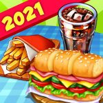 Hells Cooking crazy burger kitchen fever tycoon MOD Unlimited Money 1.43