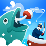 Hooked Inc Fisher Tycoon MOD Unlimited Money 2.15.6
