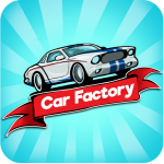 Idle Car Factory Car Builder Tycoon Games 2021 MOD Unlimited Money 12.9