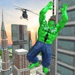 Incredible City Monster Hero Survival MOD Unlimited Money 3.9