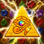 Legacy of Jewel Age Empire puzzle MOD Unlimited Money 1.0.9