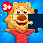 Puzzle Kids – Animals Shapes and Jigsaw Puzzles MOD Unlimited Money 1.4.1