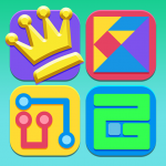 Puzzle King – Puzzle Games Collection MOD Unlimited Money 2.1.6