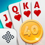 Scala 40 Online – Free Card Game MOD Unlimited Money 103.1.39