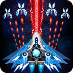 Space shooter – Galaxy attack – Galaxy shooter MOD Unlimited Money 1.489