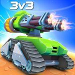Tanks A Lot – Realtime Multiplayer Battle Arena MOD Unlimited Money 2.75
