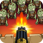 Zombie War Idle Defense Game MOD Unlimited Money 42