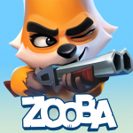 Zooba Free-for-all Zoo Combat Battle Royale Games MOD Unlimited Money 2.17.1