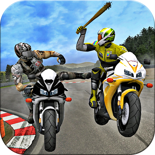 Bike Attack New Games Bike Race Action Games 2021 MOD Unlimited Money 3.0.34