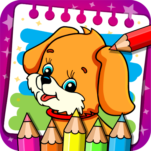 Coloring Learn Animals – Kids Games MOD Unlimited Money 1.20