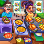 Cooking Express Food Fever Cooking Chef Games MOD Unlimited Money 2.4.1