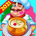 Cooking Party Cooking Star Chef Cooking Games MOD Unlimited Money 1.8.8