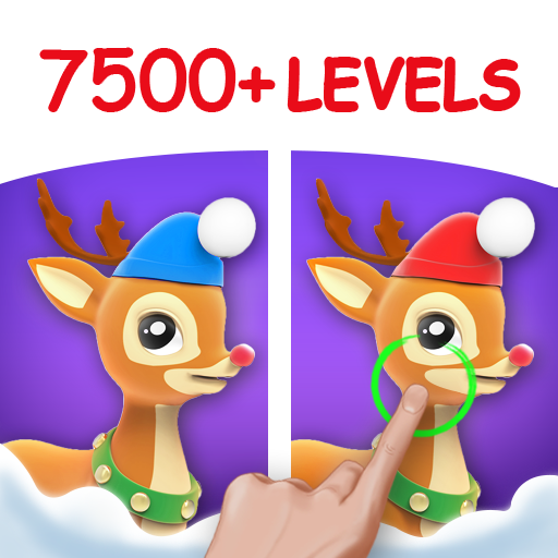 Differences in Eyes Find Spot all Differences MOD Unlimited Money 1.8.6