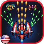Falcon Squad Galaxy Attack – Free shooting games MOD Unlimited Money 64.5