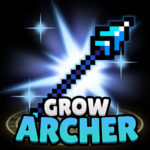 Grow ArcherMaster – Idle Action Rpg MOD Unlimited Money 1.3.1