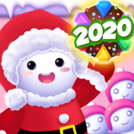 Ice Crush 2020 -A Jewels Puzzle Matching Adventure MOD Unlimited Money 3.5.6