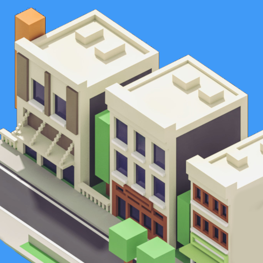 Idle City Builder 3D Tycoon Game MOD Unlimited Money 1.0.1