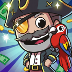 Idle Pirate Tycoon MOD Unlimited Money 1.2
