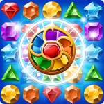 Jewels Time Endless match MOD Unlimited Money 2.12.1