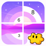 Jigsaw Coloring Number Coloring Art Puzzle Game MOD Unlimited Money 1.8.0