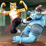 Kung Fu Animal Fighting Games Wild Karate Fighter MOD Unlimited Money 1.1.2