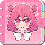 Lily Diary Dress Up Game MOD Unlimited Money 1.2.0
