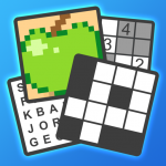Puzzle Page – Crossword Sudoku Picross and more MOD Unlimited Money 3.7