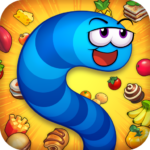 Snake Zone .io – New Worms Slither Game For Free MOD Unlimited Money 1.2.1
