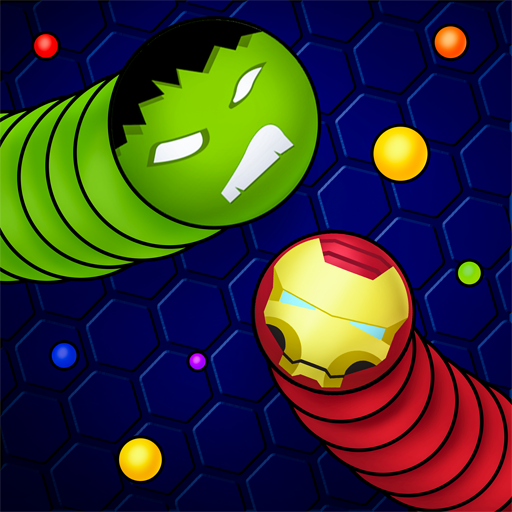 Snaky .io – Fun Multiplayer Slither Battle MOD Unlimited Money 5.5.5