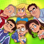 The Goldbergs Back to the 80s MOD Unlimited Money 1.11.2854