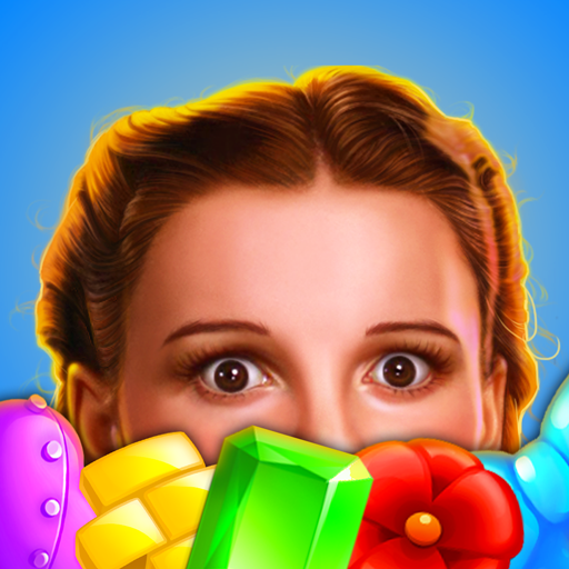 The Wizard of Oz Magic Match 3 Puzzles Games MOD Unlimited Money 1.0.4925