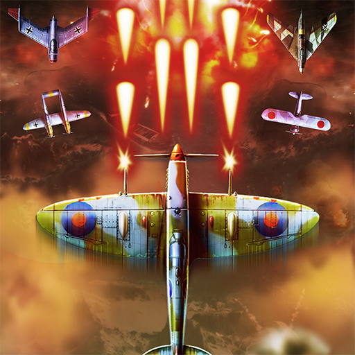 Top Fighter WWII airplane Shooter MOD Unlimited Money 4