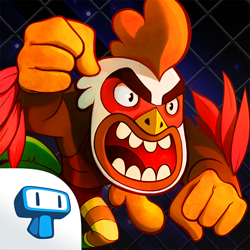 UFB Lucha Libre – Ultimate Mexican Fighting MOD Unlimited Money 1.0.5