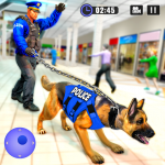 US Police Dog Shopping Mall Crime Chase 2021 MOD Unlimited Money 2.1