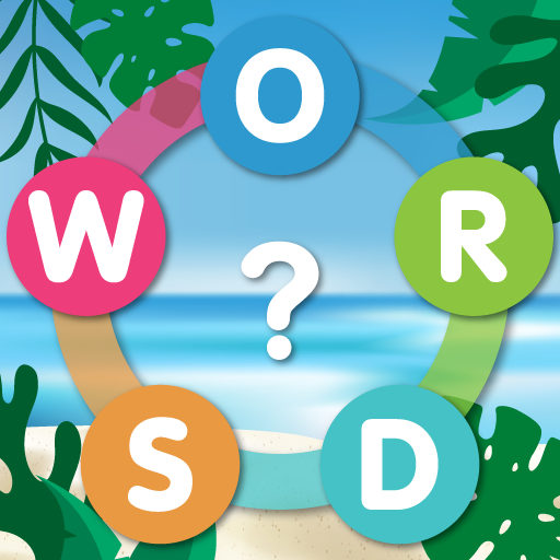 Word Search Sea Unscramble words MOD Unlimited Money 2.1.1