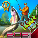 World of Fishers Fishing game MOD Unlimited Money 285