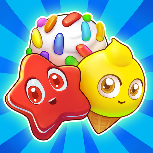 Candy Riddles Free Match 3 Puzzle MOD Unlimited Money