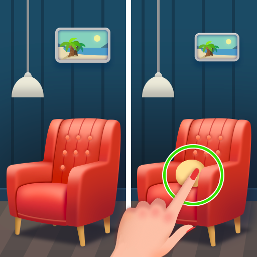 Find Differences Online – 5 Differences MOD Unlimited Money
