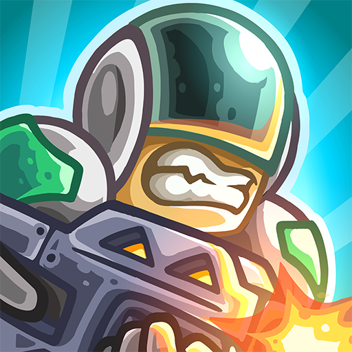 Iron Marines RTS Offline Real Time Strategy Game MOD Unlimited Money 1.6.6