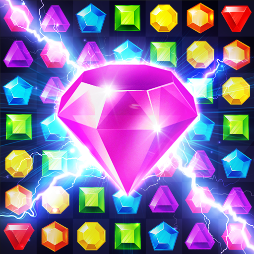 Jewels Planet – Free Match 3 Puzzle Game MOD Unlimited Money 1.2.16