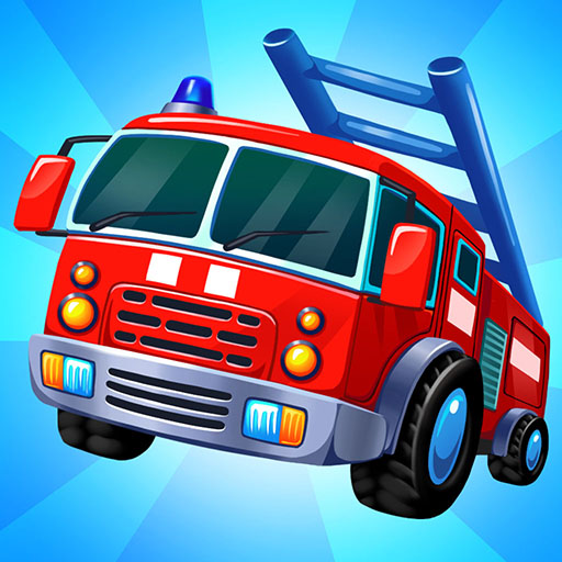 Kids Cars Games Build a car and truck wash MOD Unlimited Money 1.4.2