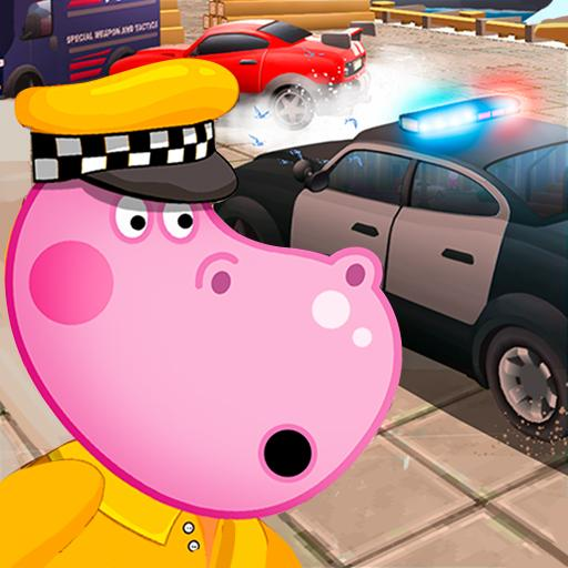Professions for kids Driver 3D MOD Unlimited Money