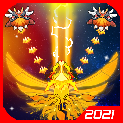 Sky Champ Galaxy Space Shooter Monster Evolve MOD Unlimited Money 6.5.6